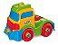 Brinquedo Educativo Caminhão Monta Desmonta Com Ferramentas - Imagem 2