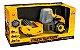 Trator Brinquedo Compactador Construction Machine Gigante - Imagem 2