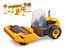 Trator Brinquedo Compactador Construction Machine Gigante - Imagem 4