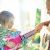 Guitarra Infantil Com Microfone E Pedestal Dm Toys Rock Show Rosa - Imagem 4