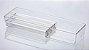 Organizador De Faca De Acrílico Para 6 Facas Diamond 42x13x6cm - Imagem 4