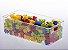 Organizador Modular Cristal 40 x 21 x 13 Transparente 903 - Imagem 3