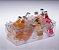Organizador Modular Cristal 40 x 21 x 13 Transparente 903 - Imagem 2