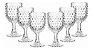 Conjunto 6 Taças Casambiente 265ml Em Vidro Forte - Imagem 1