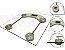 Balança Corporal Digital Para Casa Banheiro Até 180kg - Imagem 2
