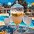 Suqueira C/ Torneira Transparente Luxxor 5L - 1157 - Imagem 3