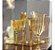 Taças Gin Tônica Drink Liv 480ml Plástico Luxo 1676 Ambar - Imagem 2