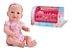Boneca Diver New Born Bercinho Divertoys - Boneca E Bercinho - Imagem 1