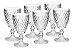 Jogo 16 Taças Água Bico De Abacaxi Casa Ambiente - Imagem 3