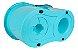 Balde Spin Mop Giratório Com Esfregão + Centrífugador Util - Imagem 5