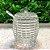 Açucareiro De Cristal Tress Com Colher E Tampa 210ml Lyor - Imagem 2