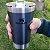 Copo Térmico Para Cerveja Com Tampa Azul 473ml Stanley - Imagem 4