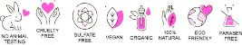 FACE SPHERE FAMARII (Vegano) - Gotas de Juventude - Imagem 4