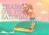 THANK GOD ITS SATURDAY - Pôster A4 - Imagem 2