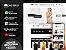 Tema Flexível -  Black Moda 2.0 | Loja Integrada - Imagem 1