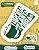 Cartela de 2 adesivos torcida que canta e vibra - Palmeiras - Imagem 1