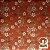 Papel p/ Origami Chiyogami Kimono Daiso (10fls) - Imagem 5