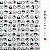 Papel p/ Origami 15x15 Chiyogami Niguiri Daiso (30fls) - Imagem 1