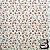 Papel p/ Origami 15x15cm Estampada Face Única (20fls) Washi Chiyogami Flor Aquarela- Daiso - Imagem 6