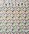 Papel p/ Origami 15x15cm Estampada Face Única (20fls) Washi Chiyogami Flor Aquarela- Daiso - Imagem 2