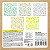 Papel Origami 15x15cm Design Paper Face Única 5 estampas (100fls) - Imagem 7