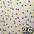Papel Origami 15x15cm Design Paper Face Única 5 estampas (100fls) - Imagem 3