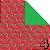 Papel de Origami 15x15 Fruit Pattern 20 fls AEH00158 Jong Ie Nara - Imagem 3
