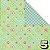 Papel de Origami 15x15 Double Pattern 20 fls AEH00150 Jong Ie Nara - Imagem 4
