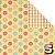 Papel de Origami 15x15 Double Pattern 20 fls AEH00150 Jong Ie Nara - Imagem 5