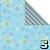 Papel de Origami 15x15 Double Pattern 20 fls AEH00150 Jong Ie Nara - Imagem 3