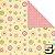 Papel de Origami 15x15 Double Pattern 20 fls AEH00150 Jong Ie Nara - Imagem 2