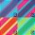 Papel P/ Origami 7,5x7,5cm Estampado Face Única CA11K203 (80fls) - Imagem 3