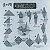 Papel P/ Origami 5x5cm Face única Blossom Crane Folding 3 AFN00028 (200fls) - Imagem 8