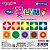 Papel de Origami 15x15cm Estampada Face Única AFB00058 (40fls) - Imagem 1