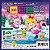 Papel para Origami 15x15 AEC00064 Face única 6 cores (6fls) Jong Ie Nara  - Imagem 1