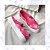 Tenis Slipon Santa Lolla Tie Dye Colorido - Imagem 1