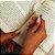 Lupa de leitura vermelha com pingente cromado - Imagem 4