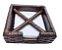 Porta guardanapo tramado  à mão - Imagem 3