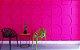 Forma Molde para Gesso 3D e Cimento Modelo Bergamo 29x29 ABS - Esquadro Perfeito - Imagem 2