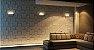 Forma Molde para Gesso 3D e Cimento Modelo Arezzo 49x49 ABS - Esquadro Perfeito  - Imagem 2