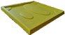 Forma Molde pra Gesso 3D e Cimento Silicone Modelo CATANIA 29x29 - Esquadro Perfeito - Imagem 2