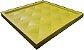 Forma Molde pra Gesso 3D e Cimento Silicone Modelo DIAMANTE 29x29 - Esquadro Perfeito - Imagem 2