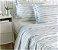Listras e mais listras - Jogo de cama - 4 peças - 100% algodão - 180 fios - Imagem 1