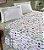 Primavera - Jogo de cama - 4 peças - 100% algodão   - Imagem 1
