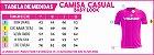 Camisa Casual Vezzo Giro do Bem by Roberta Stopa - Imagem 3