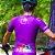 Camisa Vezzo Race by Roberta Stopa- Roxa - Imagem 4