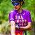 Camisa Vezzo Race by Roberta Stopa- Roxa - Imagem 2
