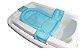 Rede para banheira bebê rede de proteção para Banho (Azul) - Buba - cód. 12754 - Imagem 3