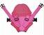 Canguru bebê passeio click (Rosa) - Bebê passeio - Imagem 5