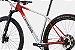 Bicicleta Cannondale F-SI Carbon 2 Tam XL 2021 Cinza e Vermelho - Imagem 6